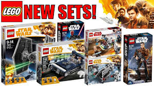 <b>NEW</b> LEGO <b>Star Wars</b> HAN SOLO MOVIE Set Pictures! | 75211 Tie ...