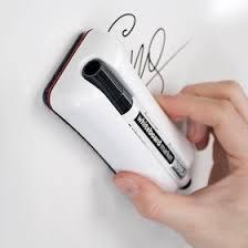 <b>Стиратель для доски 2x3</b> AS125 DUO магнитный с маркером ...