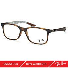 Ray-Ban Brown Gray <b>Eyeglass Frames</b> for sale | eBay