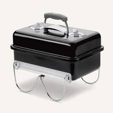 <b>Угольный гриль</b> Weber <b>Go</b>-Anywhere черный 1131004 — купить в ...