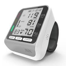 Boxym <b>jz</b>-<b>253a wrist</b> blood pressure monitor pulse heart beat rate ...