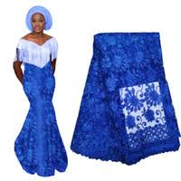 Wholesale High Quality <b>African Lace Fabrics for</b> Resale - Group Buy ...