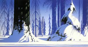 rankin bass something s out there eyvind earle winter 1981