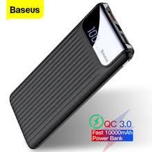 Портативное <b>зарядное устройство Baseus</b> Quick Charge 3,0 ...