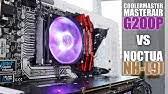 <b>COOLER MASTER</b> i70c <b>CPU</b> COOLER REVIEW !!! + ...
