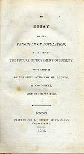 essay   wikipediamalthus     essay on the principle of population