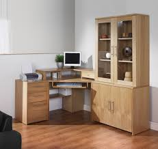 corner office table cool office desks furniture bookshelf tables furniture modern light brown wooden computer desk amazing wood office desk