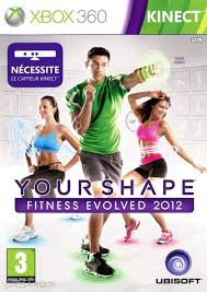 Your Shape Fitness Evolved 2012 RGH Español Xbox 360 3gb[Mega+]