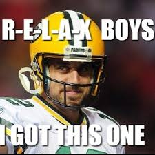 15 memes of the Packers trash-talking the Cowboys | | Dallas ... via Relatably.com