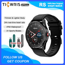 <b>TICWRIS RS Smart Watch</b> Men 31 Sports Modes IP68 Waterproof ...
