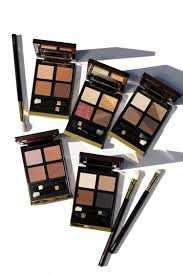 New <b>Tom Ford</b> Eye Color Quads - The Beauty Look Book