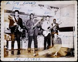 <b>Jimi Hendrix</b> with King Kasuals at Club Del Morocco in Nashville ...