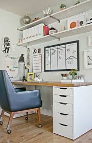 i first saw heather on instagram from the decor fix again where i ikea galant office planner decoration tips