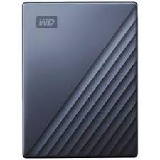 <b>Western Digital My Passport Ultra</b> 4TB Blue | Officeworks