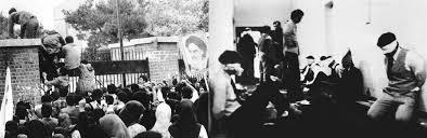 「1981年 - イランアメリカ大使館人質事件」の画像検索結果