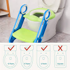<b>VETOMILE</b> Baby Potty Toilet Trainer Seat for Children Kids Toddles ...