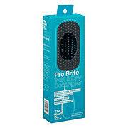 <b>The Knot Dr</b> for Conair <b>Pro</b> Brite Blue Hair Brush ‑ Shop Brushes ...