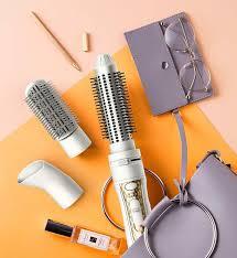 Гибридный <b>стайлер</b> для волос <b>WellSkins Hot</b> Air Comb белый ...