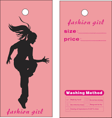 custom hang tags hangtag trademark manufacture clothing paper swing tag printed tags free shipping