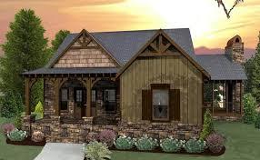 Bedroom Craftsman Cottage House Plan   Porchescraftsman cottage house plans