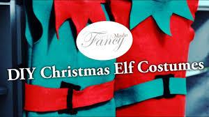 How to make <b>Christmas</b> Elf <b>Costume</b> for Kids - DIY - YouTube