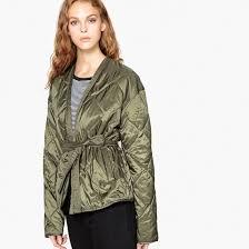 <b>Куртка стеганая</b> покроя кимоно <b>La Redoute</b> Collections | <b>La Redoute</b>
