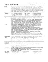 military to civilian resume examples template military to civilian resume examples