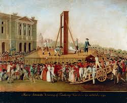 the french revolution fact or fiction in the headlines execution of marie antoinette on 16 1793 french revolution