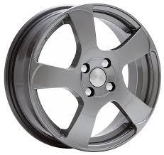 Колесный диск <b>SKAD Акула 6x16/4x100 D60.1</b> ET50 Графит ...