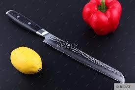 <b>Кухонный нож</b> для хлеба Yaxell Yaxell <b>23</b> см YA36708 купить в ...