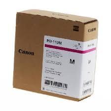 <b>Canon</b> Genuine <b>PFI</b>-<b>110M Magenta</b> Pigment Ink Tank (<b>160</b> mL ...