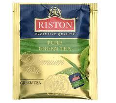 <b>Чай зеленый Pure Green</b> 300 пак. <b>Riston</b> — купить в Москве в ...