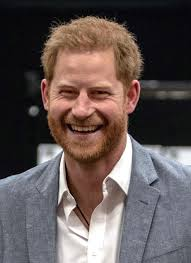 Harry, Duke of Sussex