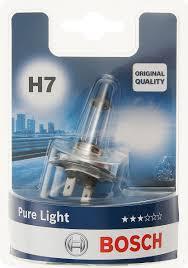 <b>Лампа Bosch H7</b> 55Вт 1987301012 — купить в интернет ...