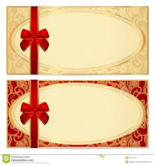 doc voucher gift certificate template gold pattern voucher gift certificate template gold pattern royalty