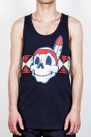<b>Майка CAYLER & SONS</b> Chief Tank-top (Deep-Navy-Red-Grey, S ...