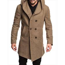 <b>ZOGAA</b> Fashion <b>Mens Trench</b> Coat <b>Jacket</b> Spring Autumn <b>Mens</b> ...
