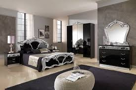 black with silver zoom black and silver furniture