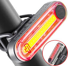 Cycle Torch Fire Stick <b>USB Rechargeable Bike Tail Light</b>, RED Rear ...