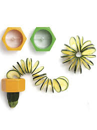 Спиральный слайсер для <b>фигурной нарезки</b> овощей ...