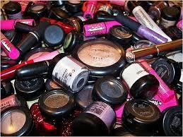 mac cosmetics starter kit eyeshadow lipsticks lip glosses blushes liners