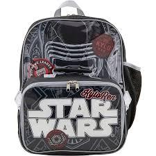 <b>Star Wars</b> Cooler Bag & <b>Backpack</b> - Black | BIG W