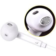 <b>Gocomma G07 Half</b>-in-<b>ear</b> Noodle Earphone with Wire Volume ...