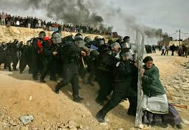 pulitzer prizes won by the ap a lone jewish settler challenges i security officers during clashes that erupted as authorities cleared the west bank settlement of amona east of the