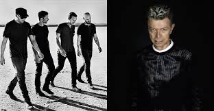 Image result for David Bowie/Coldplay