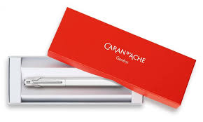 841.001 Перьевая <b>ручка Caran d'Ache</b> Office 849 Classic White ...