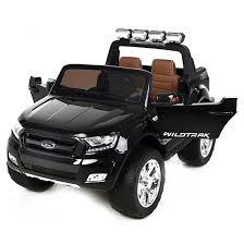 Детский <b>электромобиль Dake Ford Ranger</b> Black 4WD MP4 - DK ...