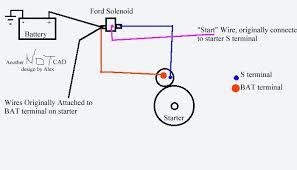 ls starter wiring diagram ls image wiring diagram ford starter wiring diagram wiring diagram schematics on ls1 starter wiring diagram