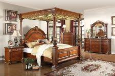 marble top king size pc bedroom