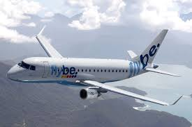 Image result for pictures flybe plane